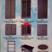 harga Filling Cabinet Lemari Besi Sliding Kaca Loker Locker Rak Arsip Vip Tokopedia.com