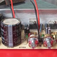 harga Kit Power Amplifier 21s Tda7294 Untuk 12 Inch Subwoofer Tokopedia.com
