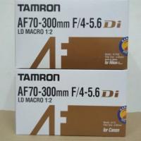 Lensa Tamron 70-300mm F/4-5.6 Di LD Macro for Canon/Nikon