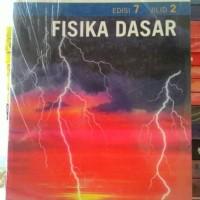 FISIKA DASAR ED.7 JL.2  HALLIDAY