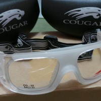 Jual Kacamata Olahraga Dengan Lensa minus (Paket Cougar Sport Eyewear) Murah