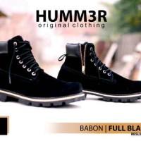 Sepatu Humm3r Boot 4 Model