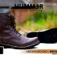 Sepatu Humm3r Boot Underground 2 Warna