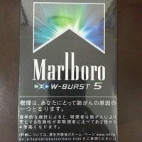 Rokok Marlboro W Burst 5