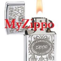 Zippo American Classic High Polished Chrome 24751