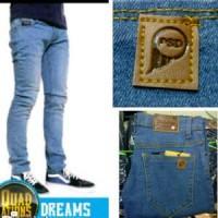Celana Jeans Panjang Pria / Celana Cowok   A5