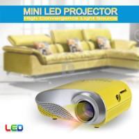 Projektor bkin gambar tv jd lbih gde Projector TV Tuner Proyektor Mini