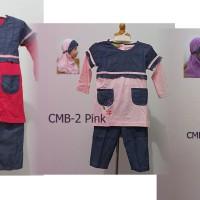CMB-2, STELAN CELANA MUSLIM ANAK USIA 1-3 TAHUN