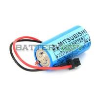 Mitshubishi Lithium Q6BAT CR17335SE-R 3V | PLC Battery