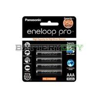 Eneloop PRO Panasonic AAA 950mAh isi 4 Baterai