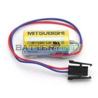 Mitshubishi Lithium A6BAT ER17330V 3.6v | PLC Battery
