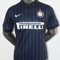 Jersey Inter Milan Home Official 2014/2015 Grade Ori
