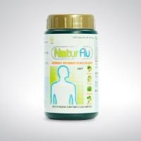 NATUR FLU 100 KAPSUL [Herbal Untuk Salesma, Flu dl