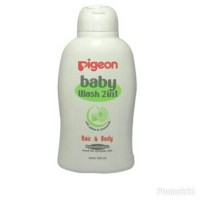 Pigeon Baby Wash 2 in 1 isi 200ml