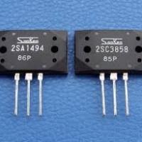 2SC3858 - 2SA1494