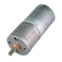 Mini 12V DC High Torque Gear Box Motor
