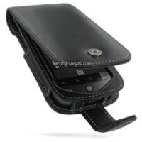 PDair Leather Case Flip Top HTC Google Nexus One