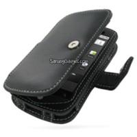 PDair Leather Case Book HTC Google Nexus One