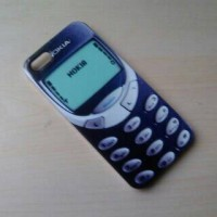 Nokia Old Phone iPhone 5/5C/5S Custom Hard Case