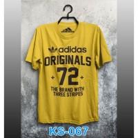 Kaos adidas original 72 ks-067