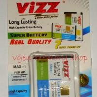 Battery Samsung Galaxy S2 dan Smartfren Andromax I 3000MAH VIZZ