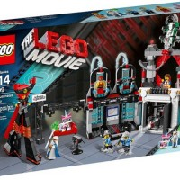 LEGO 70809 THE LEGO MOVIE Lord Business' Evil Lair