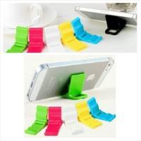 Tatakan Sandaran Handphone Stand Smartphone Model L Lipat