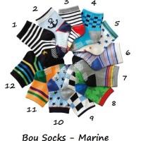 Boy Socks - Marine