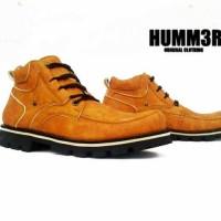 Sepatu Humm3r Boot Twins 3 Warna