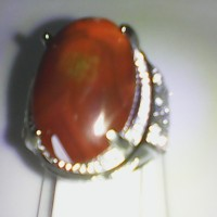 Cincin ali ali batu junjung drajat motif darah