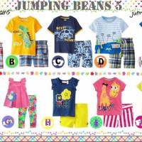 Baju setelan anak JB5 Jumping Beans JB 5 kode A B