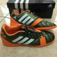 Sepatu Futsal Anak Adidas Nitrocharge 3.0 IN Sz 35 1/3
