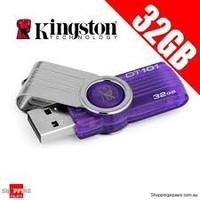 Flashdisk KINGSTON 32GB DataTraveller101 - RESMI