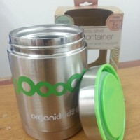 Organic Kids - Food Container Birdy