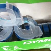 Dymo embossing tape