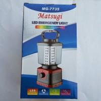 Lampu Emergency MATSUGI MG-7735/ Lampu Camping/ La