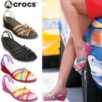 Crocs Huarache Mini Wedge