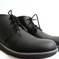 Osazeid Men's Republic Premium Black Dandy Boots