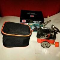 kompor mini piknik camping portable kecil K 202 se