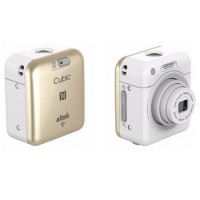 Altek Cubic Wireless Kamera - 13 MP - Gold