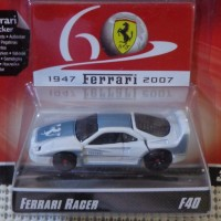 Ferrari Racer F40 ( Hot Wheels ) Ferrari 60th