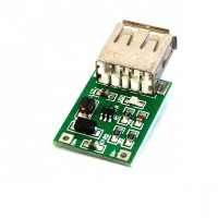 Kit Step Up DC 0.9-5V to USB 5V 600mA Charger HP Mobile Booster BB-10