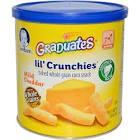 Gerber Lil Crunchies Mild Cheddar