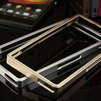 Sony Xperia Z / Z Lte Bumper Bazzel Alumunium Case