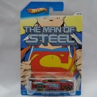 HW SUPERMAN CUSTOM II CAMARO