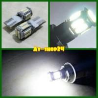 LED SENJA T10 10SMD 7014 (WHITE)