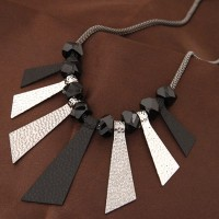 Kalung Necklace Fashion Geometry (FT6AE66)