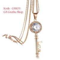 Kalung Single Kode GSK03