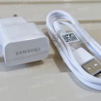 Charger Samsung ORI 100% + kabel data ORI