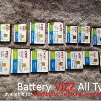 Battery Sony Ericsson BST-41 Merk VIZZ